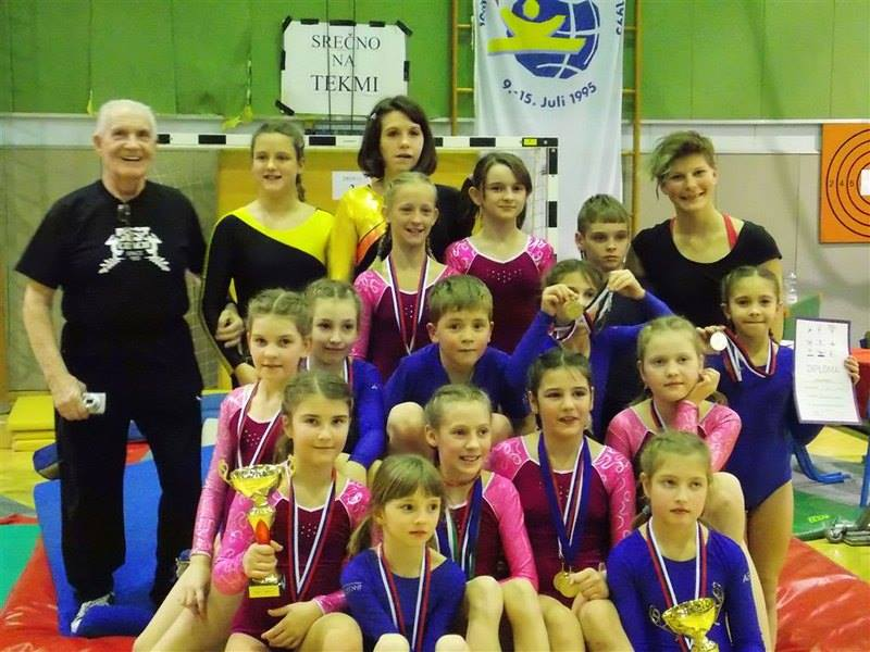 Akrobati - Partizan Jesenice
