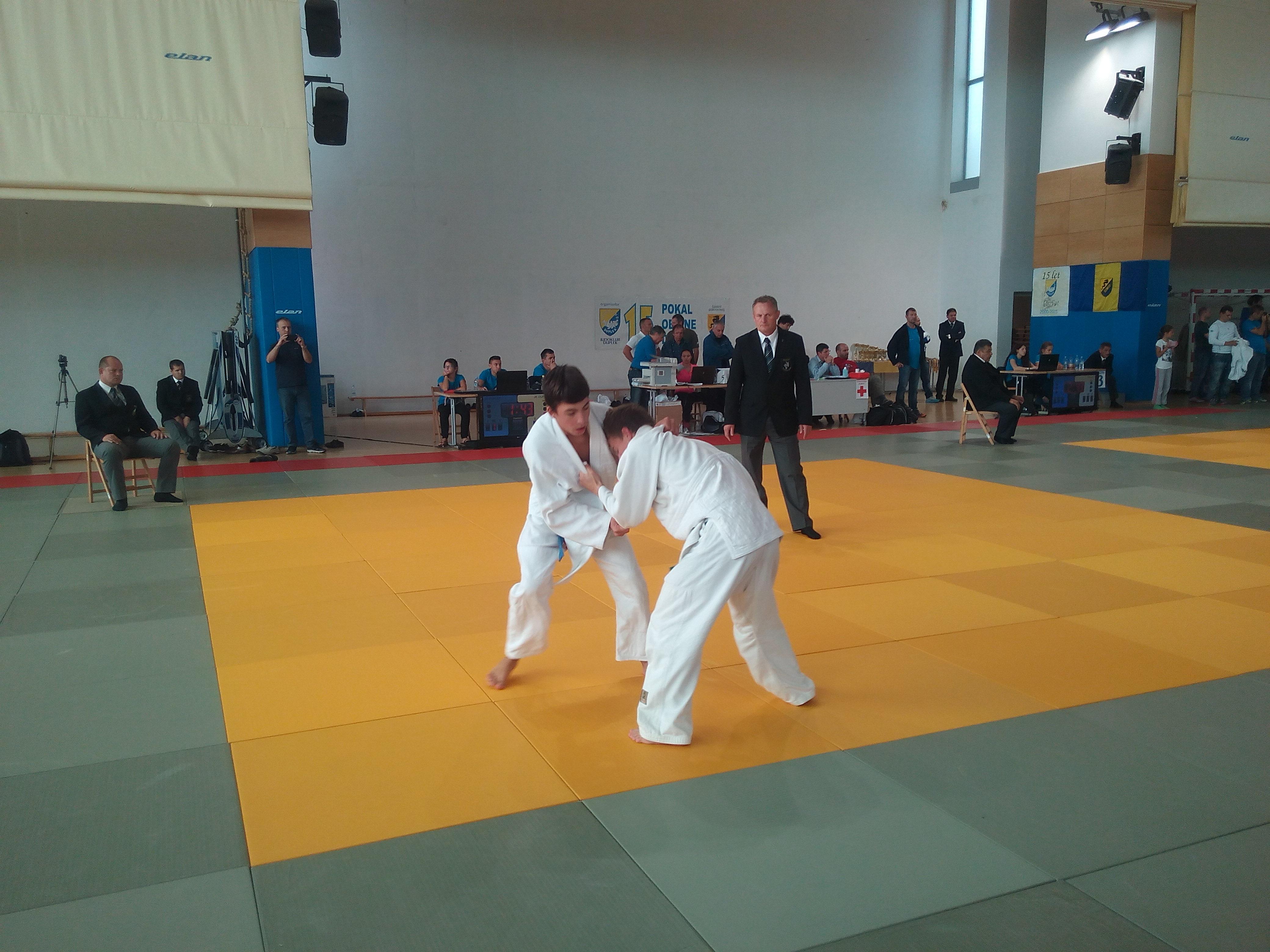 15.mednarodni judo turnir za pokal občine Duplek