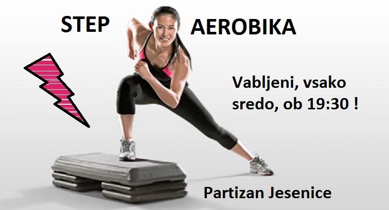 Step Aerobika - Partizan Jesenice
